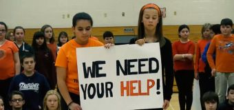 Sixth-graders help raise $1M for medical research