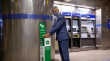 Dettol installs 800 hand-sanitiser units across Tube in 'six-figure deal' with Transport for London