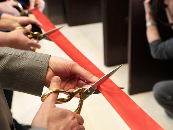 Hopkinton celebrated the grand opening of the Lykan Bioscience facility.