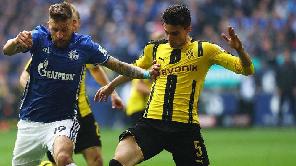 Dortmund, blessé dans l'attaque du bus, Bartra a repris l'entraînement