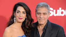 Should parents have to apologise for travelling with children, a la Amal and George Clooney?