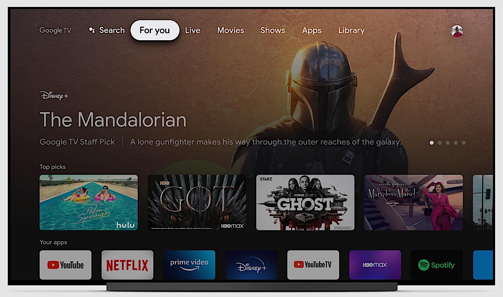 Google TV is back, and it runs on Android TV | Engadget