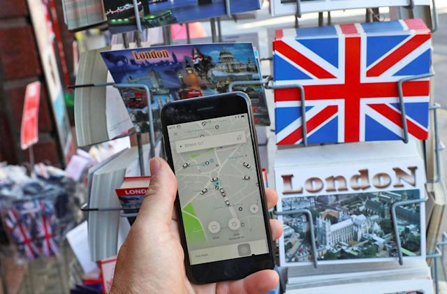 Uber can legally operate in London after court ruling