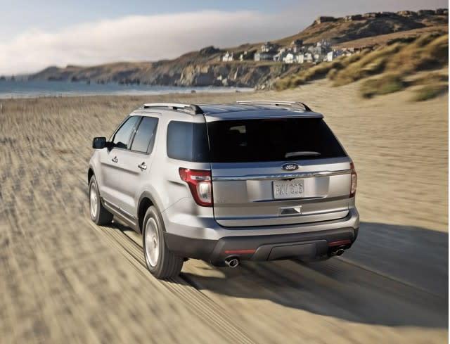 Ford Explorer Exhaust Leak >> Feds Investigating Ford Explorers Over Exhaust Leaking Into