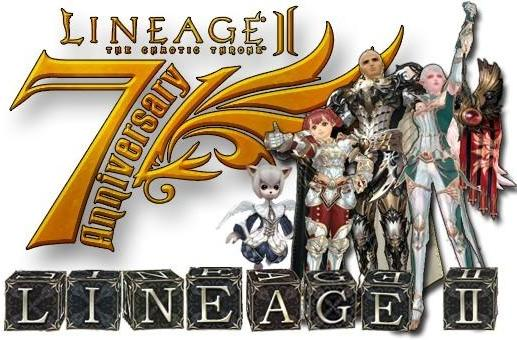 Lineage II's 7th anniversary kicks off with three weeks of events