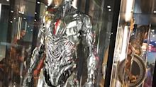 'Justice League' Crashes Comic-Con: See the Costumes, Batmobile, and Lego Flash