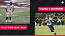 Week 3 NFL DFS Stacks: Best lineup picks for DraftKings, FanDuel tournaments, cash games