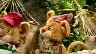 Between The Lions: Red Hat, Green Hat