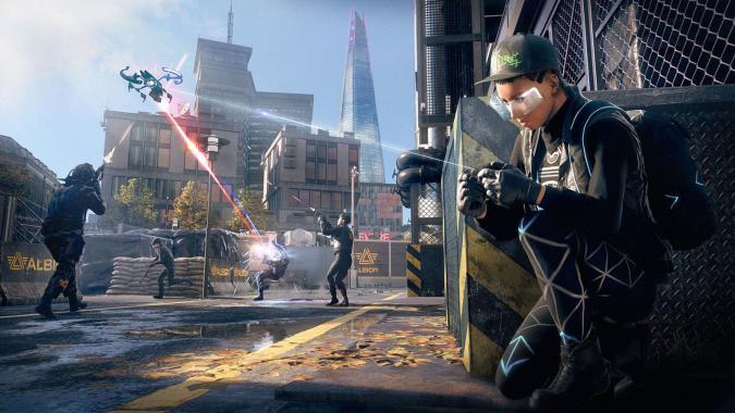 Drone hack in Ubisoft's 'Watch Dogs: Legion'