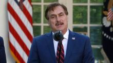 MyPillow CEO Mike Lindell has mic muted at CPAC for spouting vaccine and election conspiracies