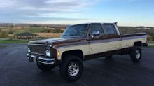 1980 Chevrolet K30 With A Story