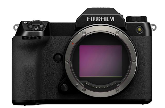 Fujifilm's GFX 100S crams a huge 102-megapixel sensor into a compact body