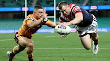 Roosters run in 10 tries as Broncos begin life without Seibold with heavy loss