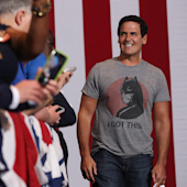Mark Cuban denies report that he's been asked to play Trump in Clinton's debate prep