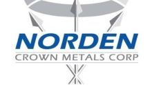 Boreal Metals Corp Announces Name Change to Norden Crown Metals Corp.