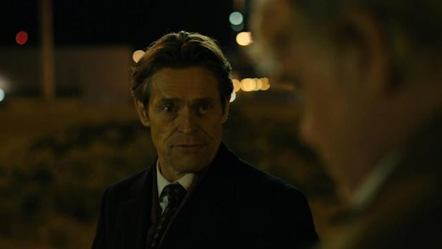 Film Clip: Willem Dafoe in 'A Most Wanted Man'