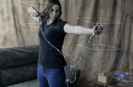 Mad Genius' Motion Capture System brings Sony's break-apart controller idea to life, and then some
