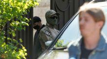 Ukraine searches home of pro-Russia MP and Putin ally