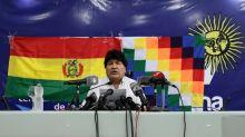 """Morales pide que resultado electoral en Bolivia """"sea respetado por todos"""""""