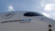 Air France-KLM loss gives first taste of coronavirus impact