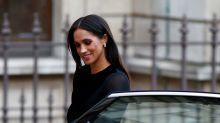 「從未看過皇室成員這樣做…」Meghan Markle 一個動作讓她成為網上熱話!