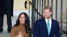 Diese Bedingungen stellen Prinz Harry und Meghan Markle für neuen Job als Sprecher