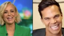 Bachelor Jimmy's awkward moment with Carrie Bickmore: 'Weird'