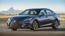 Automotive Minute: Redesigned 2019 Lexus ES and ES Hybrid are improved but not impeccable (Photos)