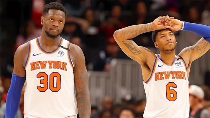 Chris Childs on the state of the Knicks