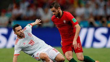 """Jordi Alba no entiende las críticas ni a España ni a Messi: """"Esperad para dar palos"""""""