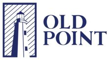 Old Point Releases First Quarter 2018 Results
