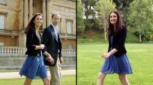Una fan de Kate Middleton recrea sus looks más icónicos