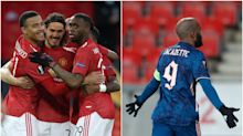Man United and Arsenal celebrate Europa League joy – Friday's sporting social