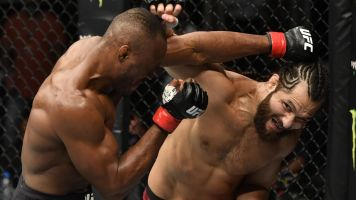 UFC 251 produced big PPV numbers