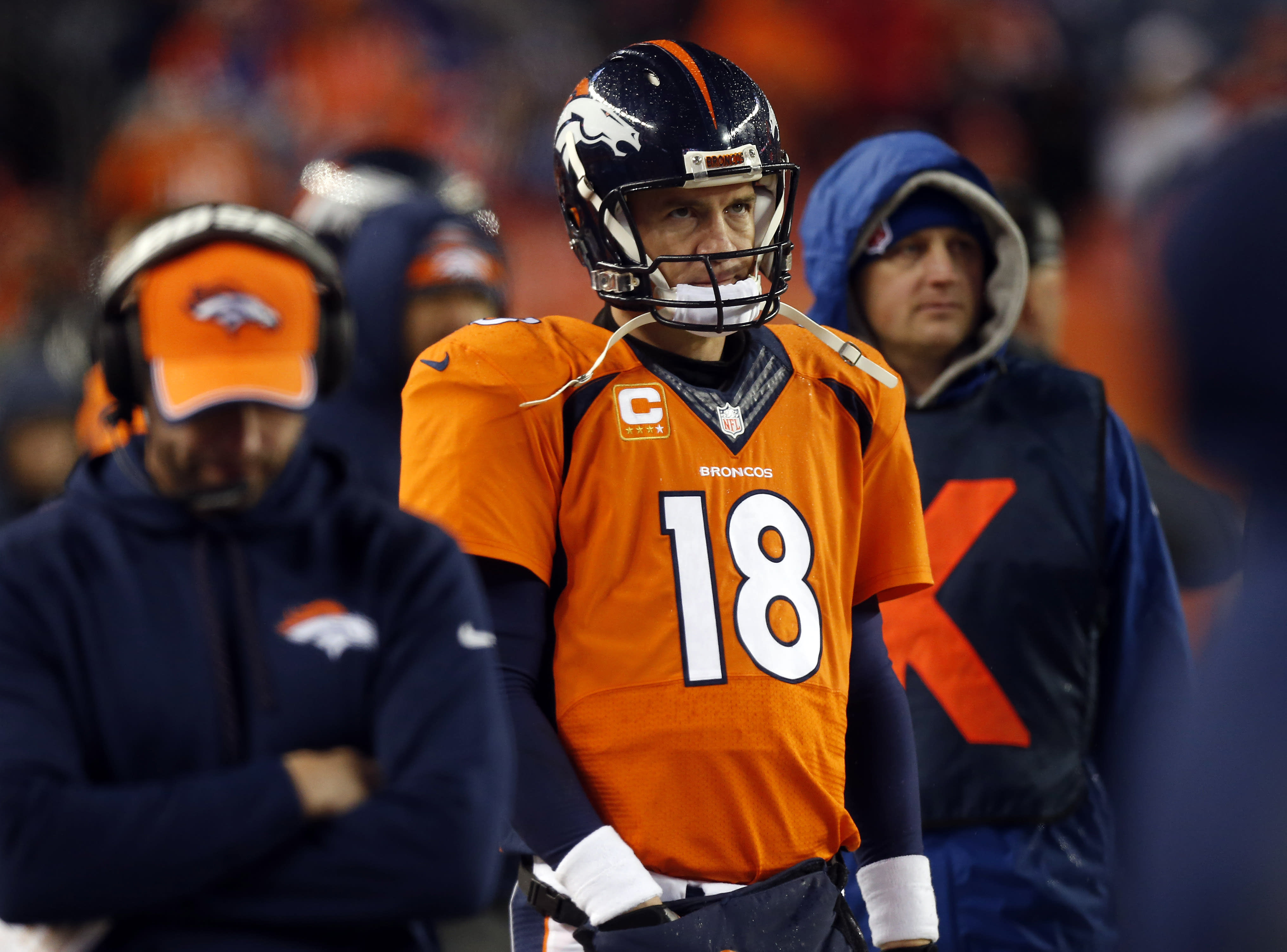 Injury News On Peyton Manning Explains Some Of His Struggles