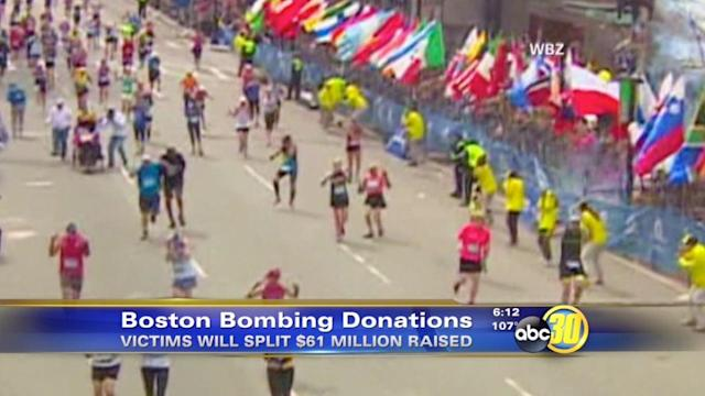 Non-profit compensates Boston Marathon Bombings victims