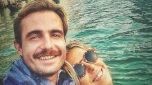 Fim do mistério! Affair de Max Fercondini é advogada inglesa e aventureira como o ator