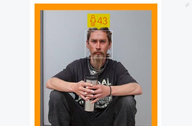 Microsoft's age-guessing tech highlights effects of homelessness