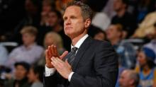 Steve Kerr quotes Vin Scully in update on his health