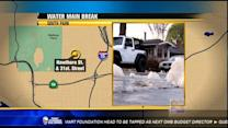 Water restored in South Park after main break