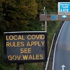 Coronavirus latest news: Wales to ban travellers from UK hotspots from Friday, as daily cases hit new record
