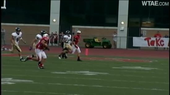 Operation Football: Hopewell vs Chartiers Valley