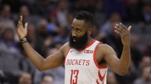 James Harden says scoring streak is 'something I have to do to give us a chance'