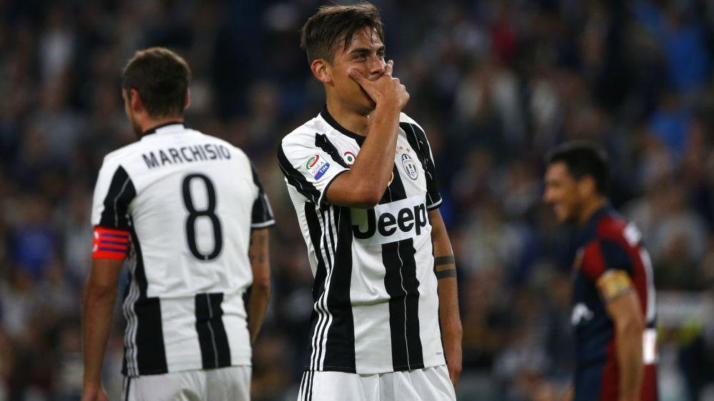 """Juve-Star Dybala: """"Del Piero war viel torgefährlicher als ich"""""""