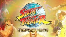 Capcom 再食老本,《街頭霸王30週年合集》12款街霸同上