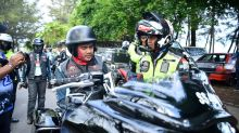 Deputy home minister hurt after losing control of Harley motorbike during group ride in Sabah
