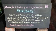 Café Charges An 18% 'Man Tax' To Reflect The Gender Pay Gap, Twitter Not Entirely Happy