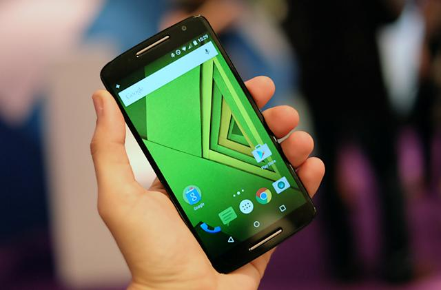 Moto X Play reportedly coming to Verizon as the Droid Maxx 2