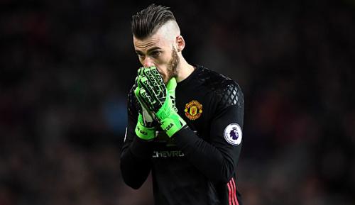 Premier League: Manchester United: Mourinho äußert sich zu De-Gea-Ausfall