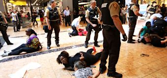 Report: Non-protesters forcibly arrested in St. Louis